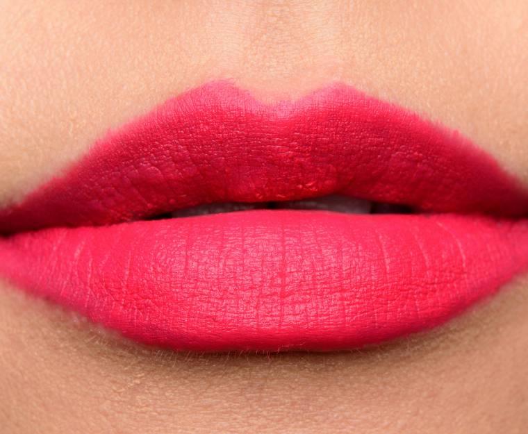 Son MAC màu Relentlessly Red