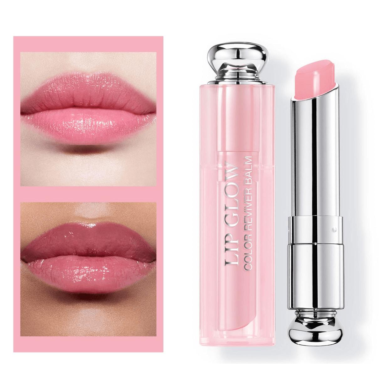 Son dưỡng Dior màu hồng 001