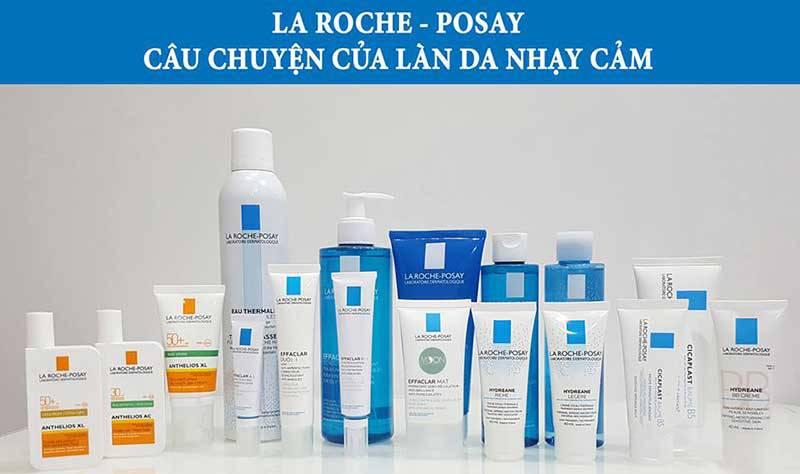 Sữa rửa mặt La Roche-Posay Effaclar