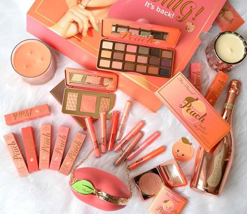 Phấn mắt Too Faced Sweet Peach