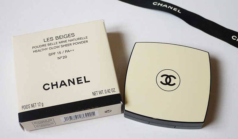 Phấn Phủ Chanel Les Beiges