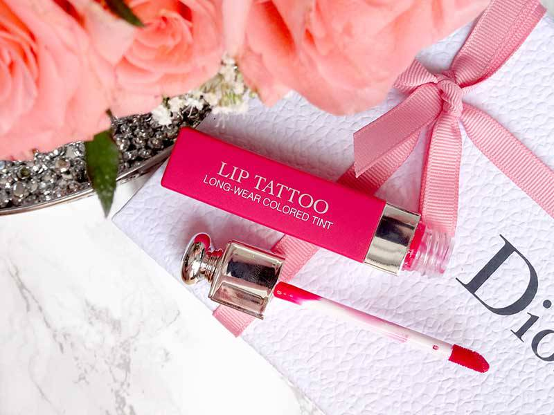 Son Dior Lip Tattoo 761