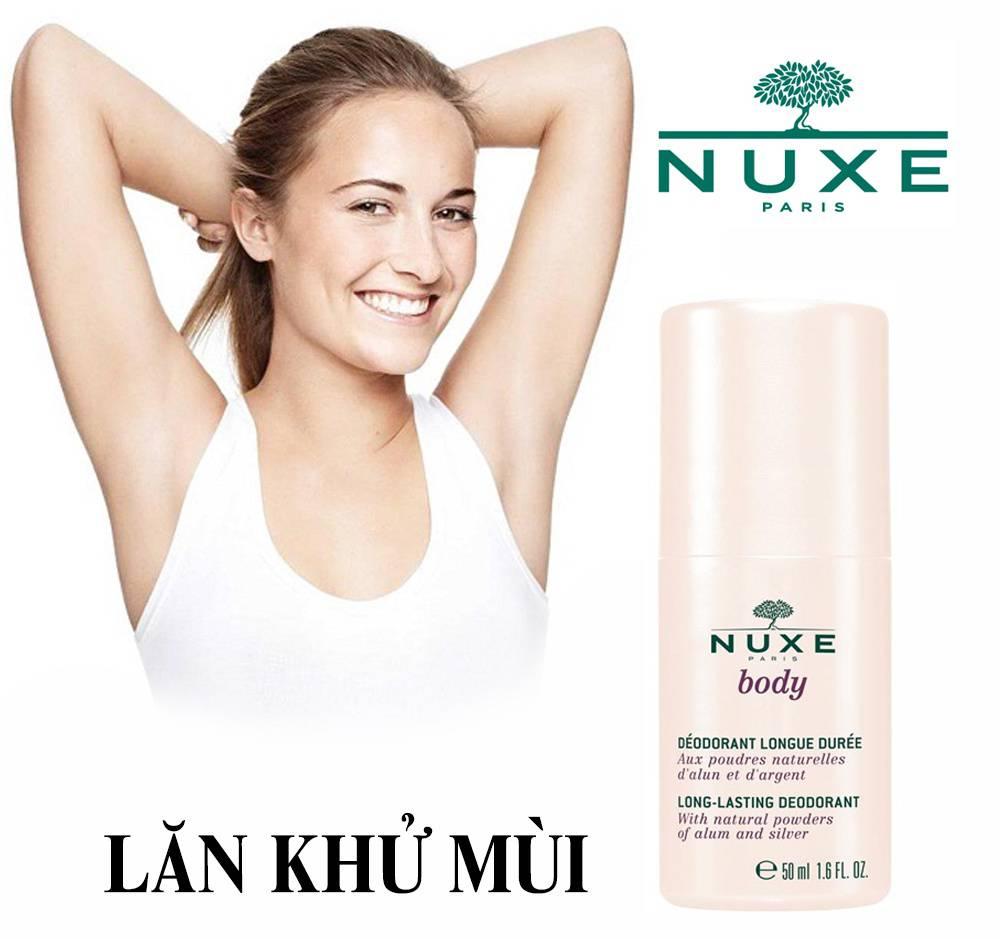 lăn khử mùi Nuxe Deodorant Longue Duree