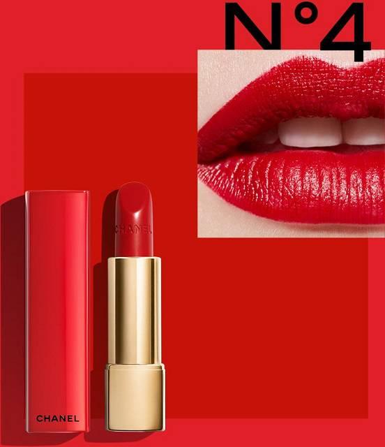 Son CHANEL Rouge Allure Luminous màu 04