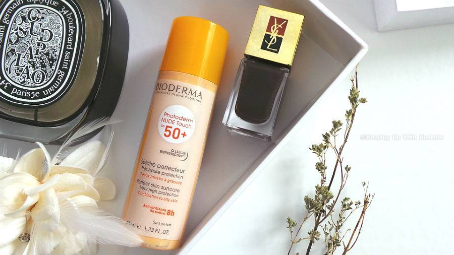 Kem chống nắng BIODERMA Photoderm Nude Touch