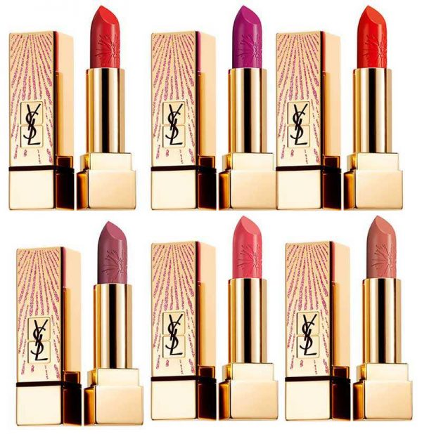 Son YSL 01 Le Rouge Dazzling Lights Limited Edition