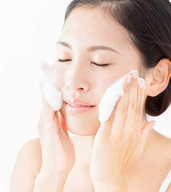 Sữa rửa mặt Muji Face Soap
