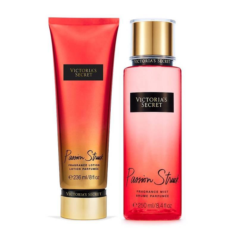 Xịt thơm toàn thân PASSION STRUCK - Victoria's Secret Body Mist