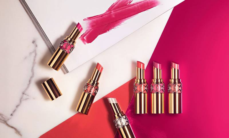 Dòng Son YSL Rouge Volupte Shine