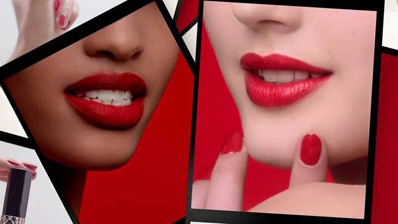 Son Kem Dior Rouge Liquid 999