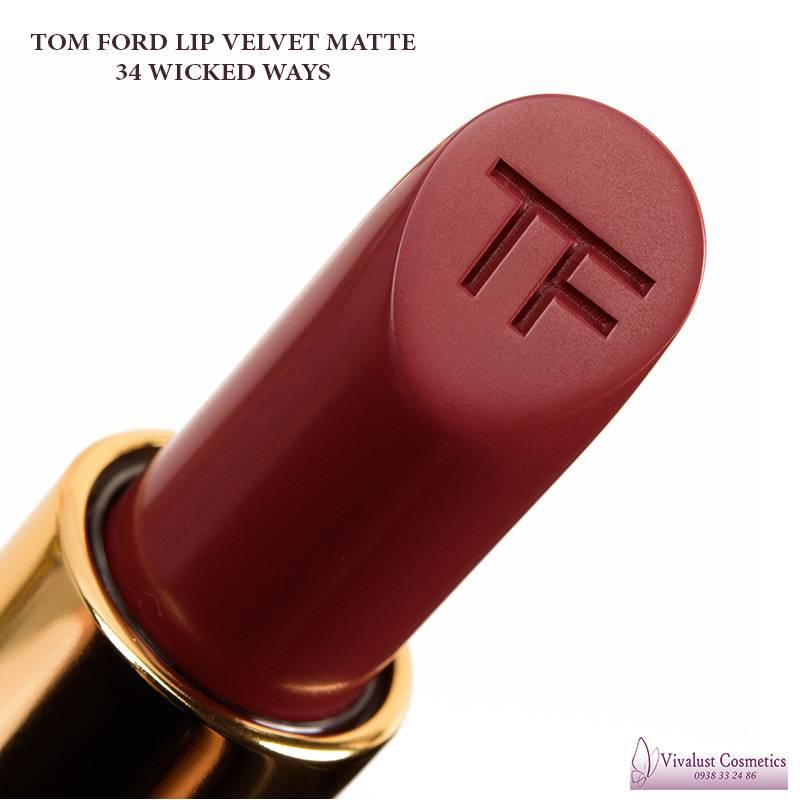 Son Tom Ford màu 34 WICKED WAYS