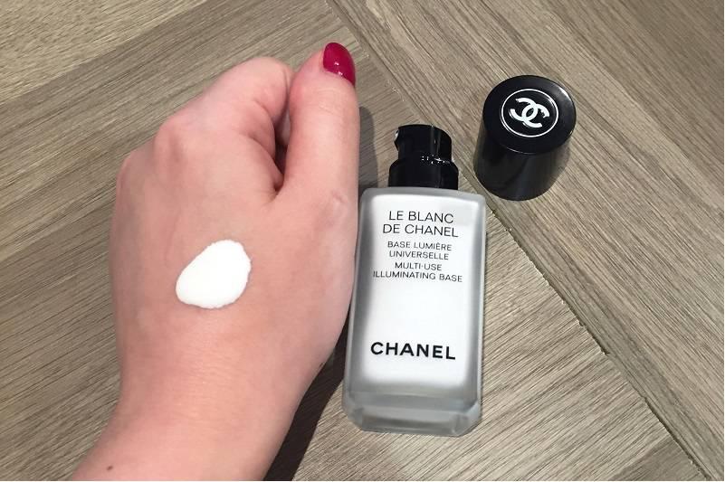 Kem lót Le BlancDe Chanel phục hồi sự mềm mại và thoải mái tuyệt đối cho làn da