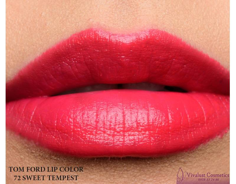 Son Tom Ford màu 72 SWEET TEMPEST