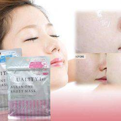 Mặt nạ Quality 1st All in One Sheet Mask