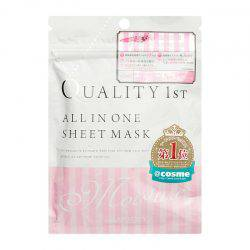 Mặt nạ Quality 1st All in One Sheet Mask hồng