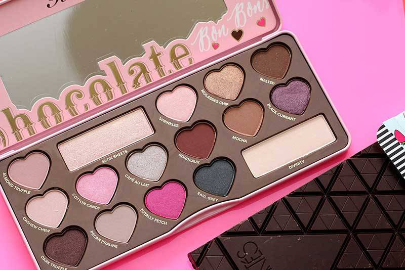Phấn mắt Too Faced Chocolate Bon Bon