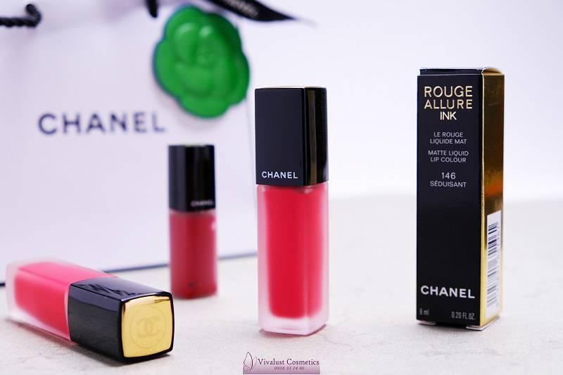 Son Chanel Kem Lì 146 SEDUISANT