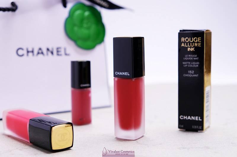 Son Chanel Kem Lì 152 CHOQUANT