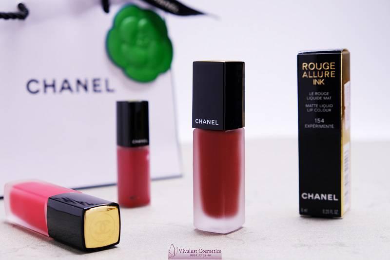 Son Chanel Kem Lì 154 EXPERIMENTE