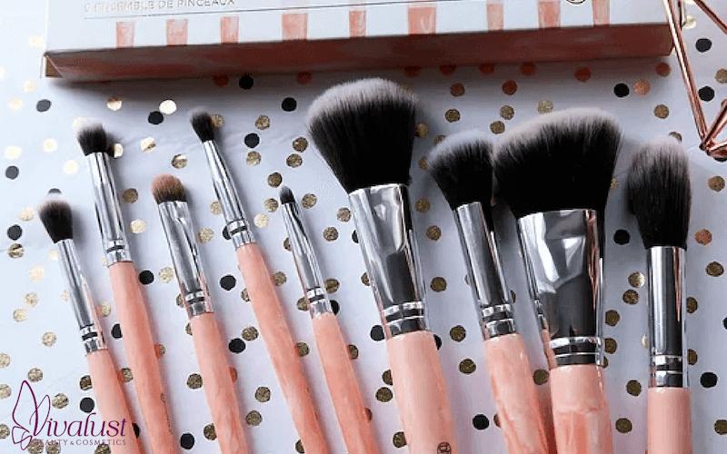 Dung cu trang diem BH Cosmetics | Vivalust