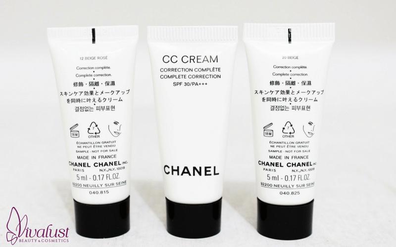 Cong dung kem nen Chanel | Vivalust