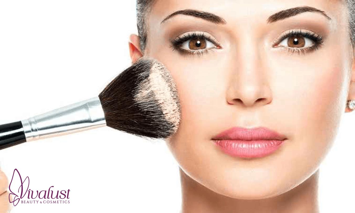 Sử dụng kem lót Pore Benefit | Vivalust