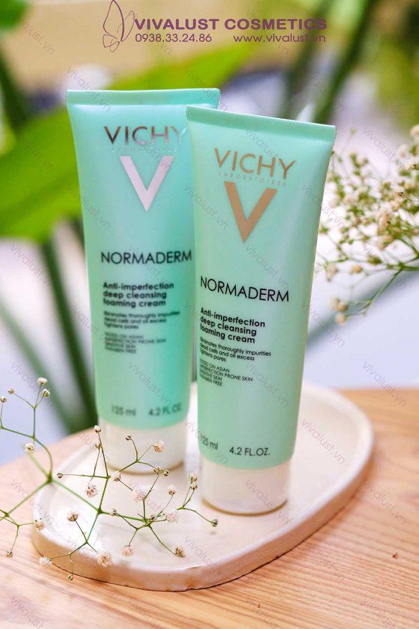 2-Sa-ra-mt-VICHY-Normaderm-Anti-imperfection-deep-cleansing-foaming-cream-125ml.jpg